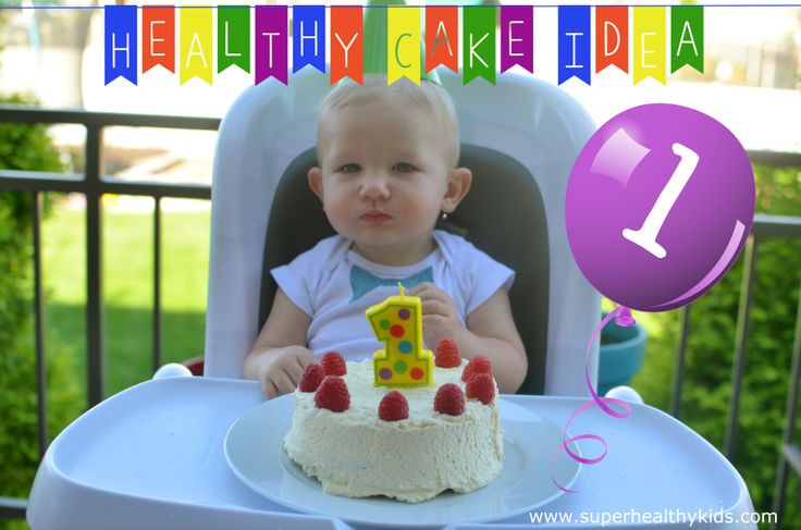 Healthy Baby First Birthday Cake  1000 images about Baby Smash Cakes on Pinterest