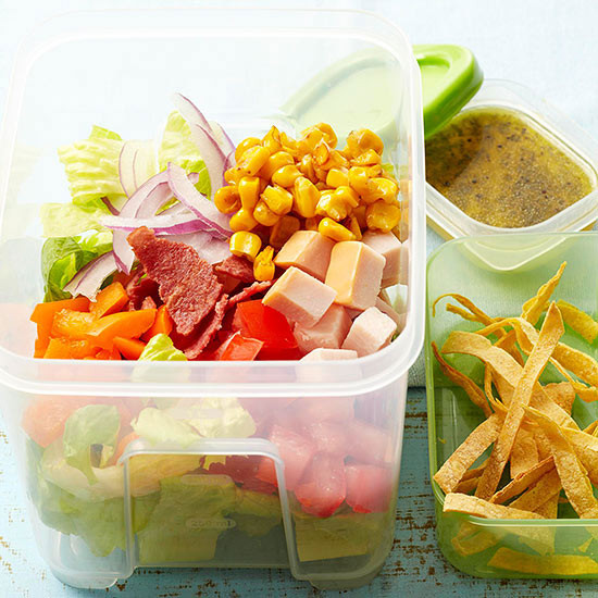 Healthy Bag Lunches  Healthy Lunch Ideas Brown Bag Recipes
