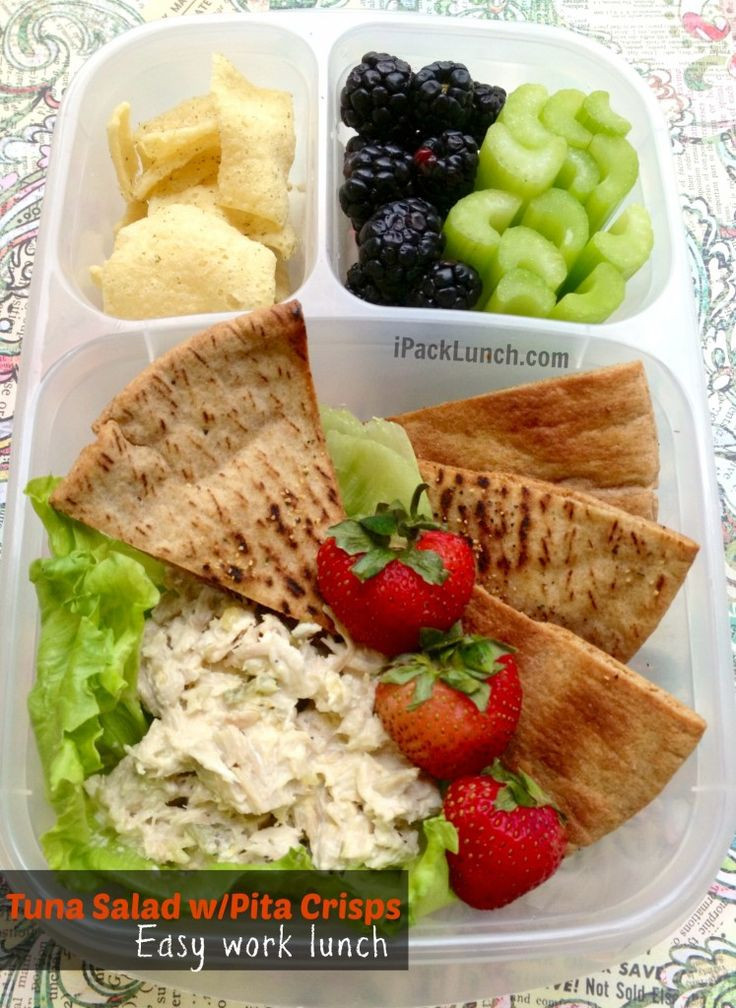 Healthy Bag Lunches  This is a great website blog filled with brown bag options