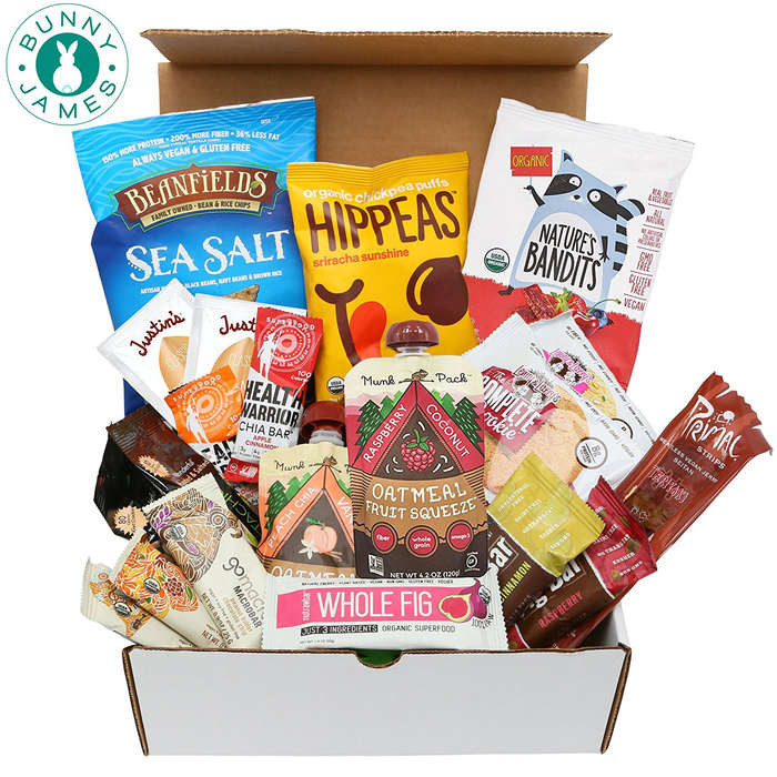 Healthy Bagged Snacks  10 Best Hospital Bag Essentials for Labor and Delivery
