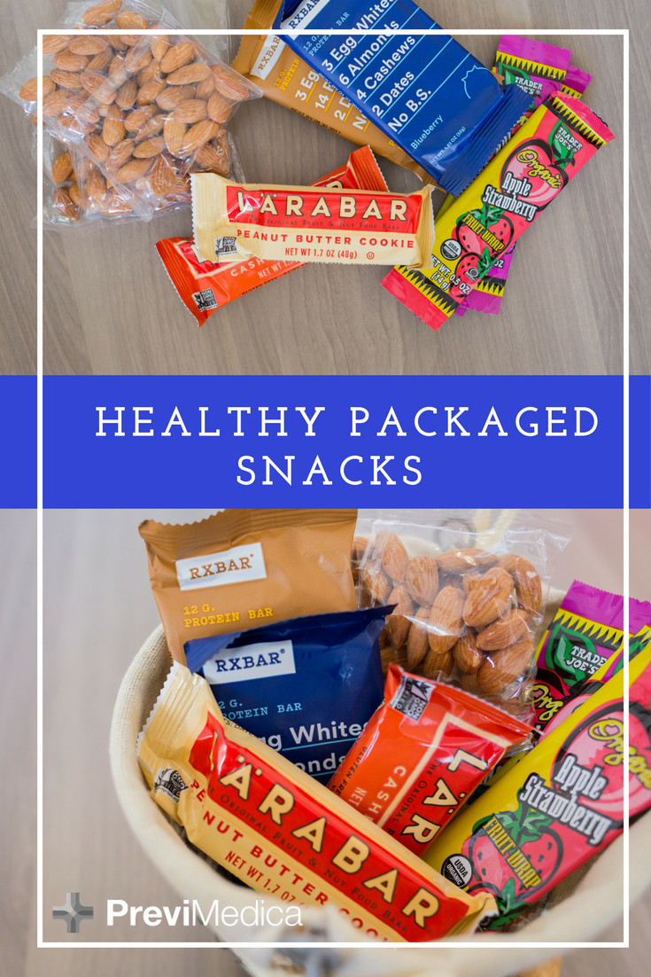 Healthy Bagged Snacks  Healthy Packaged Snack Options