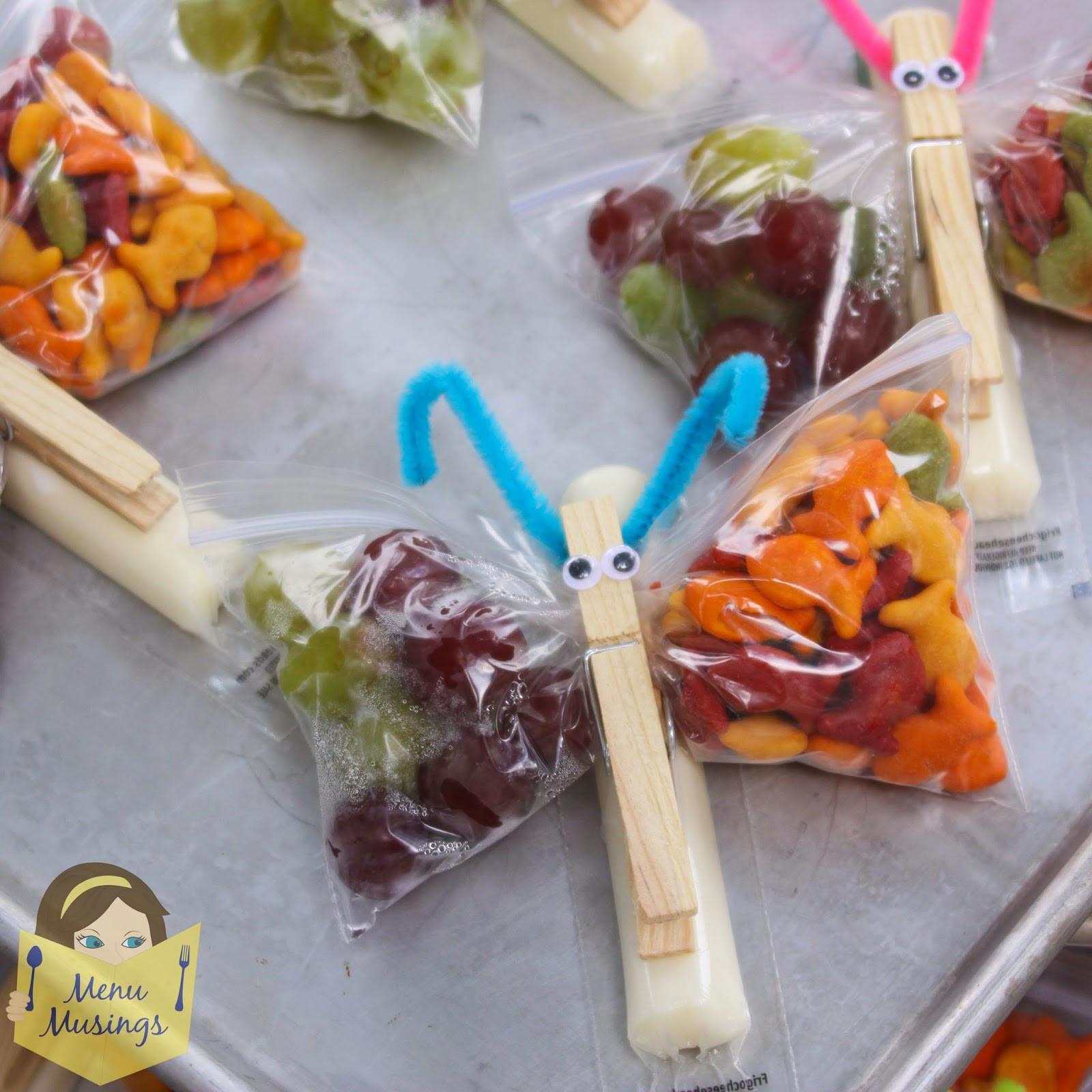 Healthy Bagged Snacks  Menu Musings of a Modern American Mom Butterfly Snack Bags