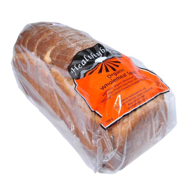Healthy Bake Bread  Healthy Bake Bread Spelt Wholemeal 700g