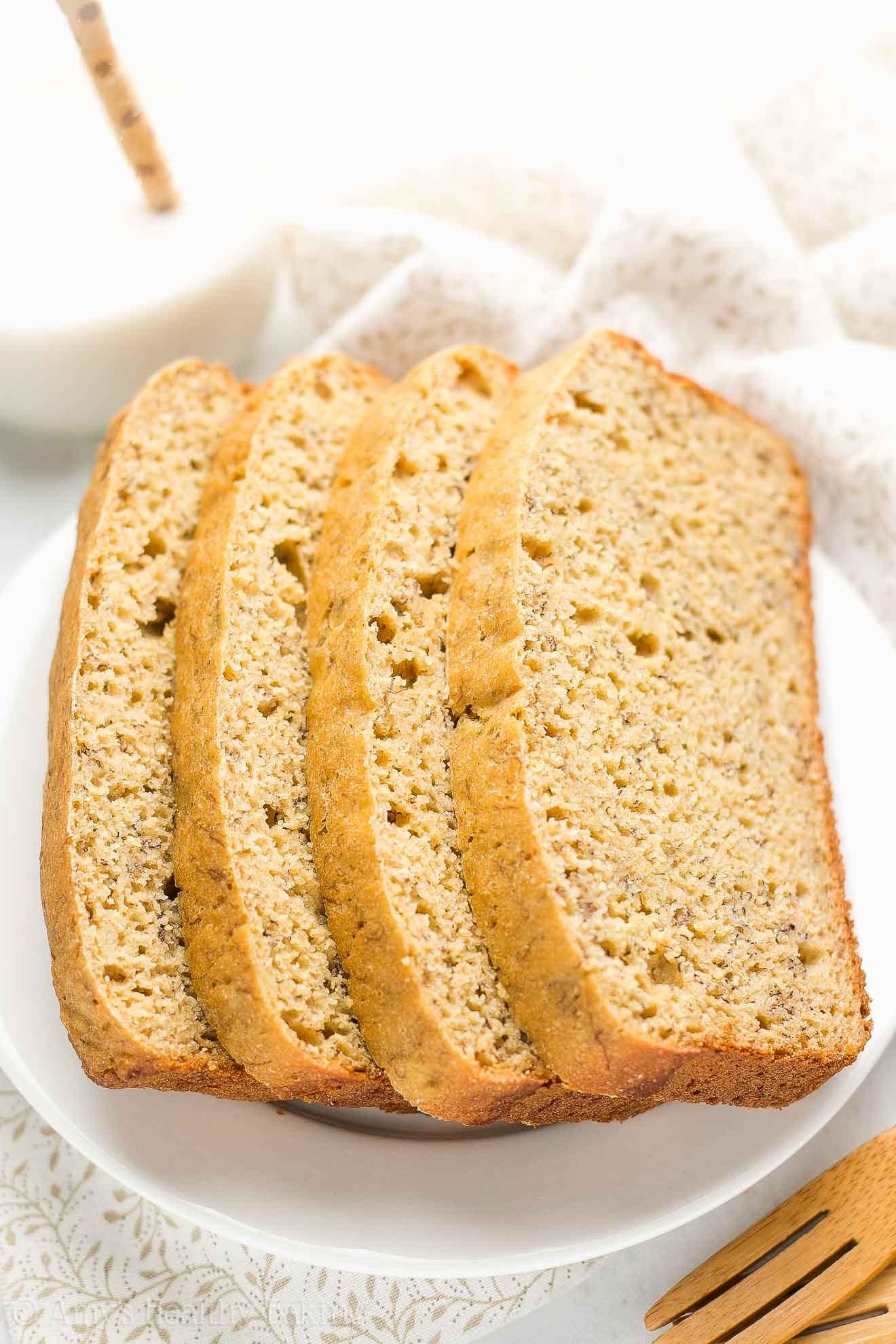 Healthy Bake Bread  The Ultimate Healthy Banana Bread