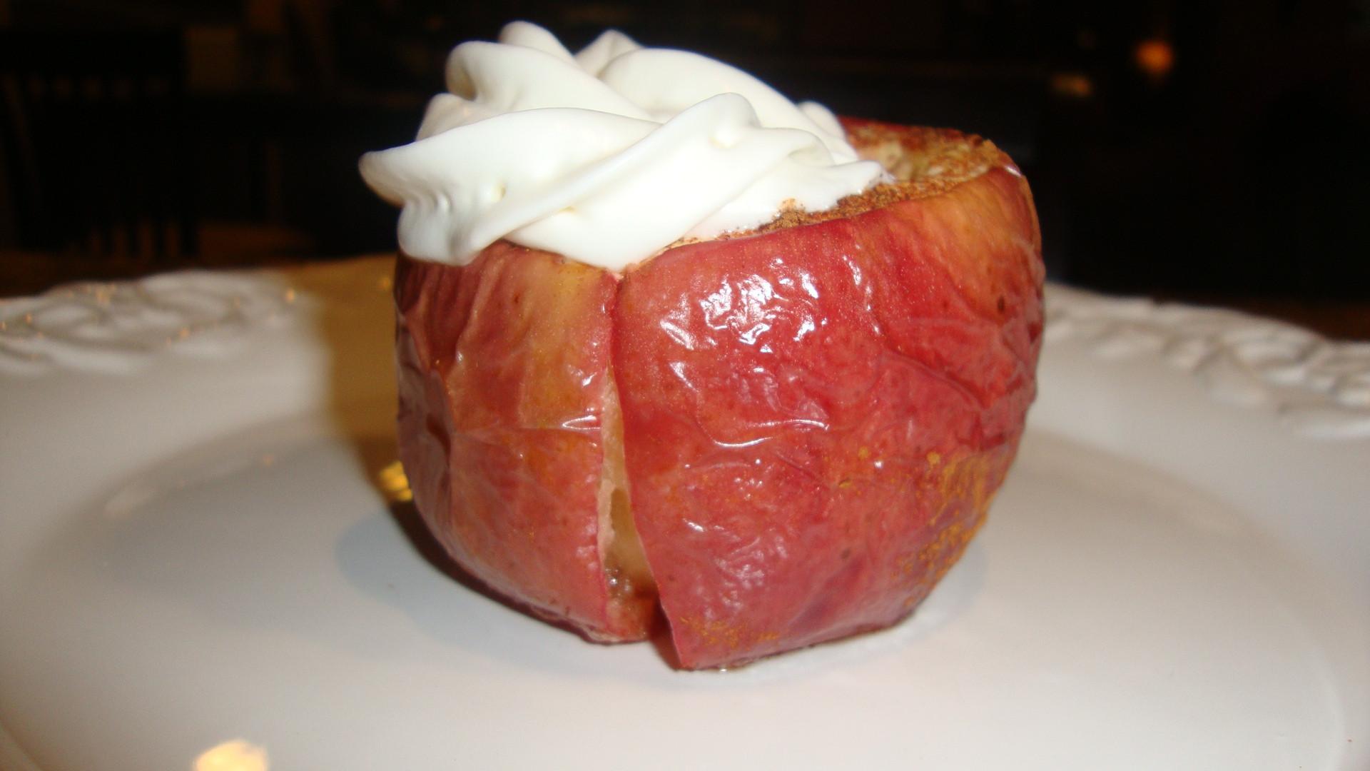 Healthy Baked Apple Dessert  Baked Apple Dessert
