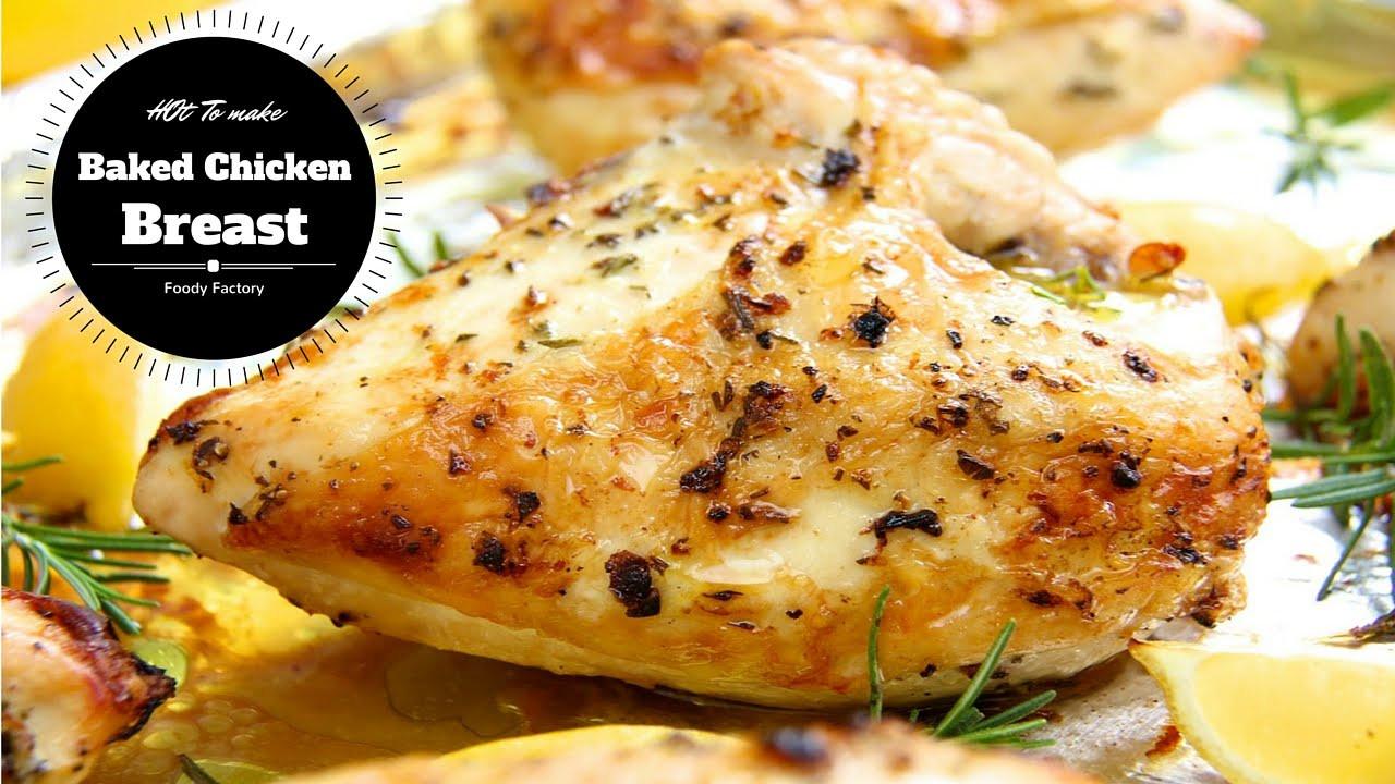 Healthy Baked Chicken Breast  Baked Chicken Breast Recipes