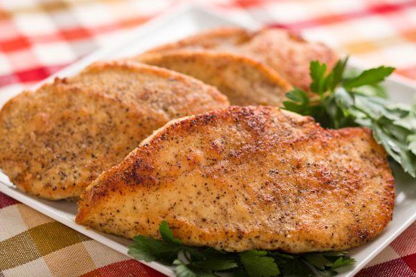 Healthy Baked Chicken Cutlets  Best 25 Baked chicken cutlets ideas on Pinterest