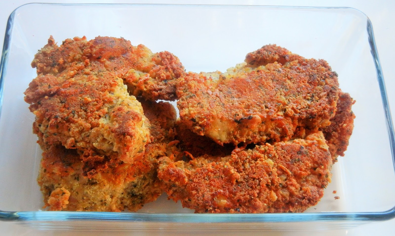 Healthy Baked Chicken Cutlets  Gita s Kitchen A blog for Indian diabetic recipes and