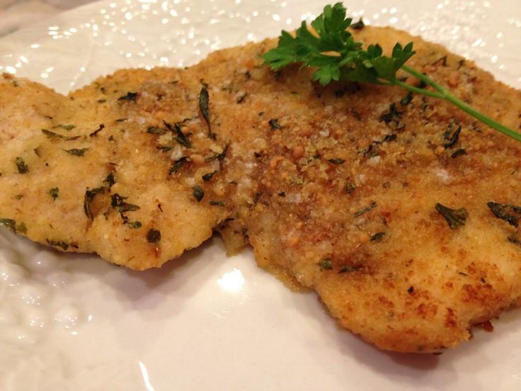 Healthy Baked Chicken Cutlets  Baked Turkey Cutlet Parmesan Recipe