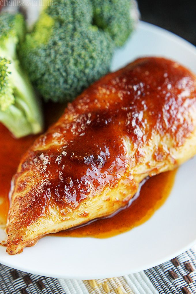 Healthy Baked Chicken Marinade  17 Best ideas about Baked Barbeque Chicken on Pinterest