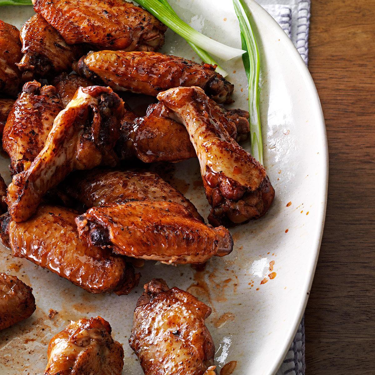 Healthy Baked Chicken Marinade  Marinated Chicken Wings Recipe