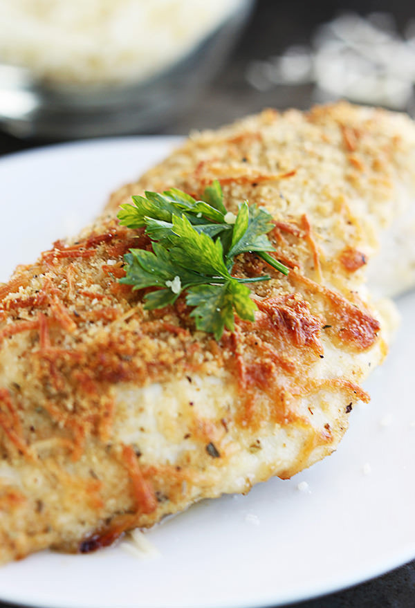Healthy Baked Chicken Parmesan  Healthy Baked Parmesan Chicken – 5 Min To Health