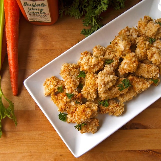Healthy Baked Chicken Strips  Healthy Oven Baked Chicken Tenders 2Teaspoons