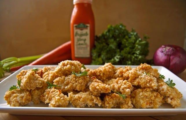 Healthy Baked Chicken Tender Recipes  Healthy Oven Baked Chicken Tenders 2teaspoons