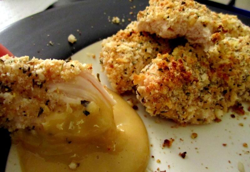Healthy Baked Chicken Tenders  Healthy Baked Parmesan Chicken Tenders Sweet Tooth Sweet