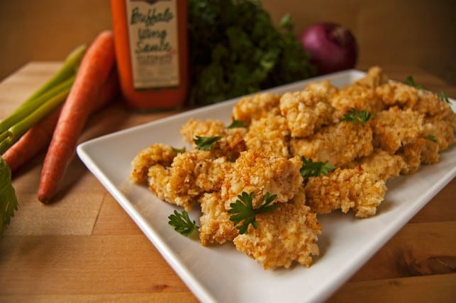 Healthy Baked Chicken Tenders  Healthy Oven Baked Chicken Tenders 2Teaspoons