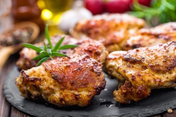 Healthy Baked Chicken Thigh Recipes  healthy chicken thigh recipes
