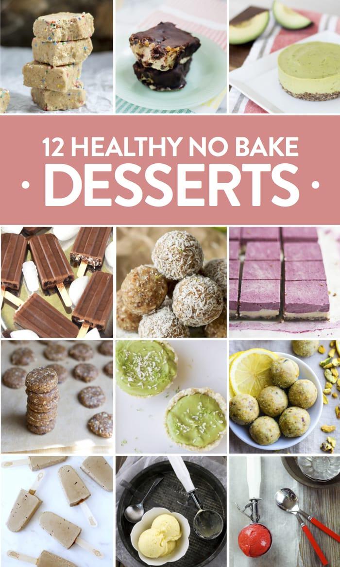 Healthy Baked Desserts  Healthy No Bake Desserts for Summer Eating Bird Food