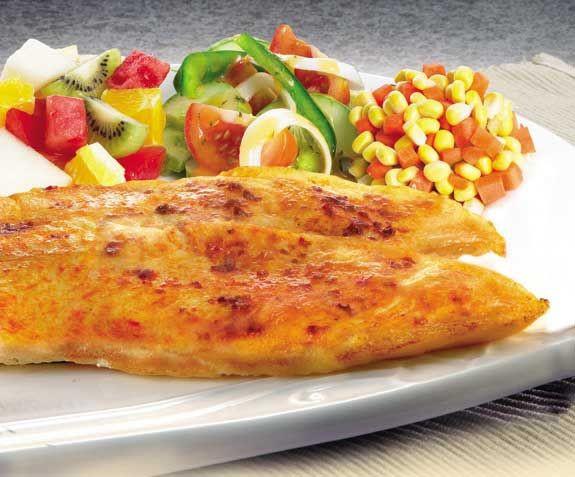 Healthy Baked Fish Recipes  100 Fish fillet recipes on Pinterest