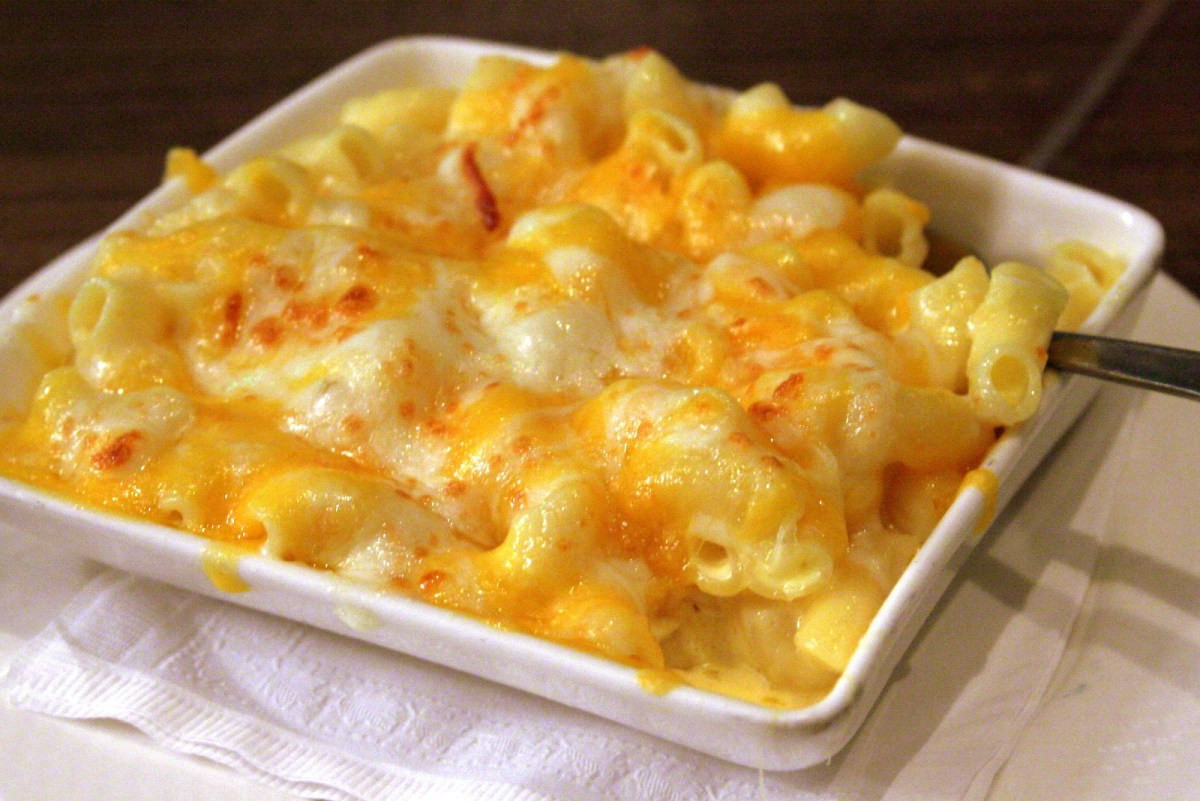 Healthy Baked Macaroni And Cheese  Baked Mac & Cheese With Spinach Healthy Kid Friendly