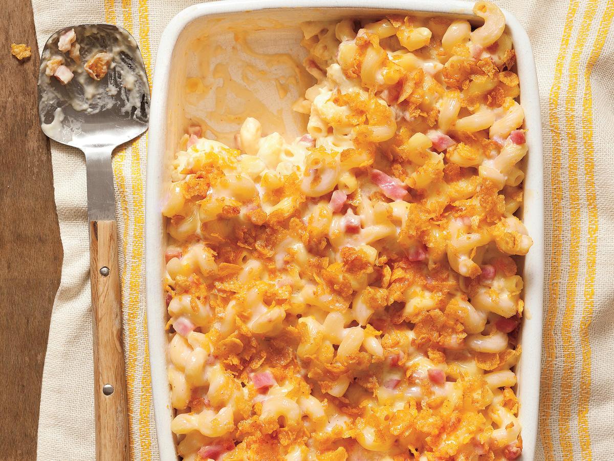 Healthy Baked Macaroni And Cheese  Baked Smokin Macaroni and Cheese Recipe