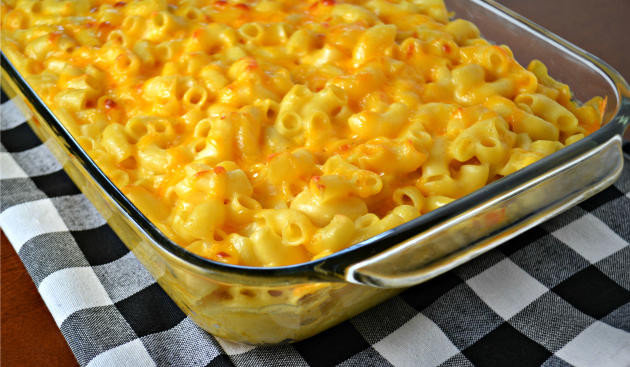Healthy Baked Macaroni And Cheese  Baked Macaroni and Cheese Weeknight Done Right Food Fanatic