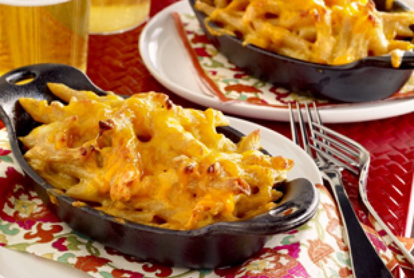 Healthy Baked Macaroni And Cheese  PointsPlus Baked Macaroni and Cheese Recipe 6 pointsplus
