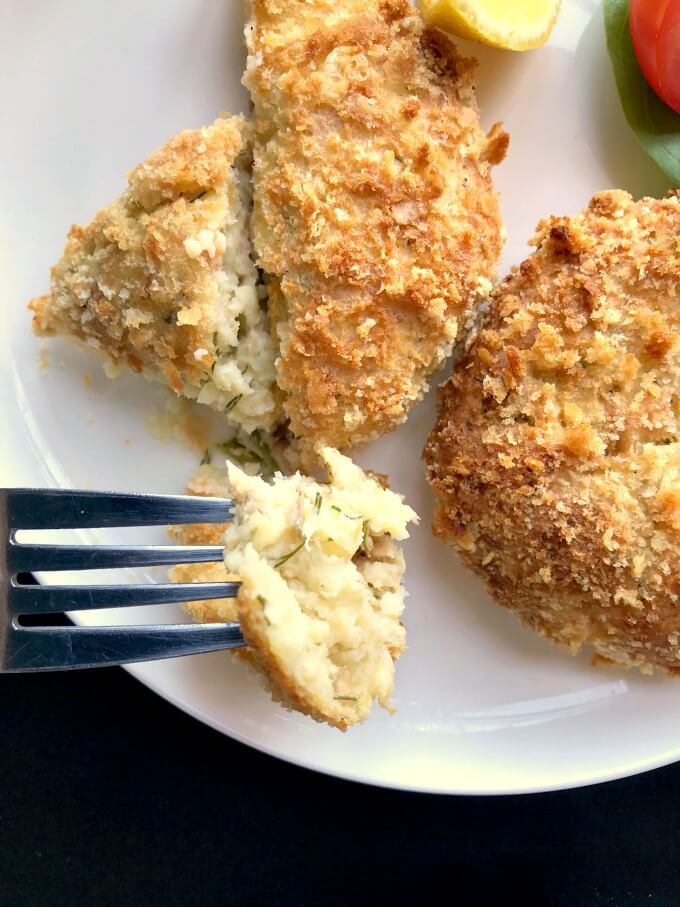 Healthy Baked Salmon Patties  Healthy Baked Salmon Patties My Gorgeous Recipes