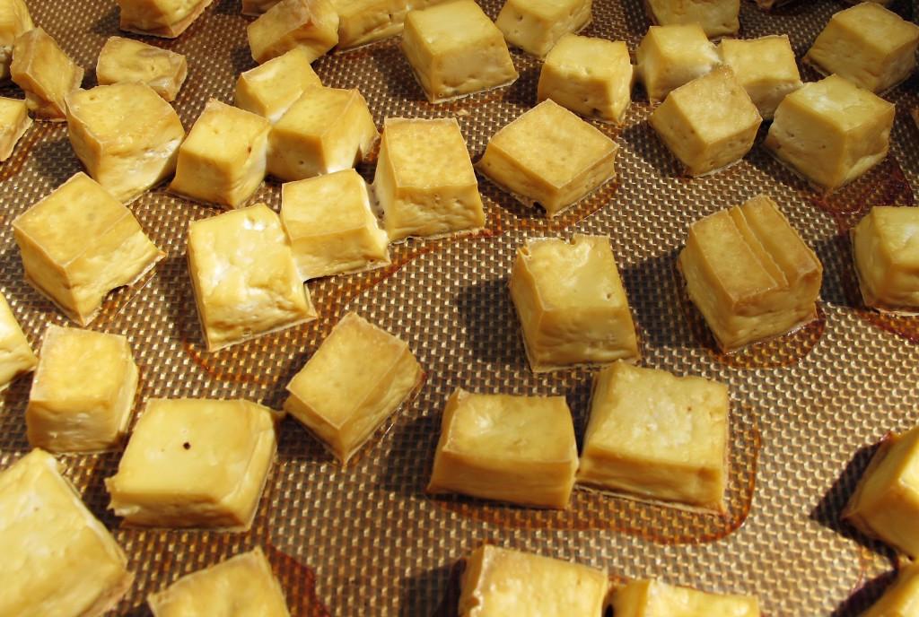 Healthy Baked Tofu Recipes  healthy baked tofu recipe