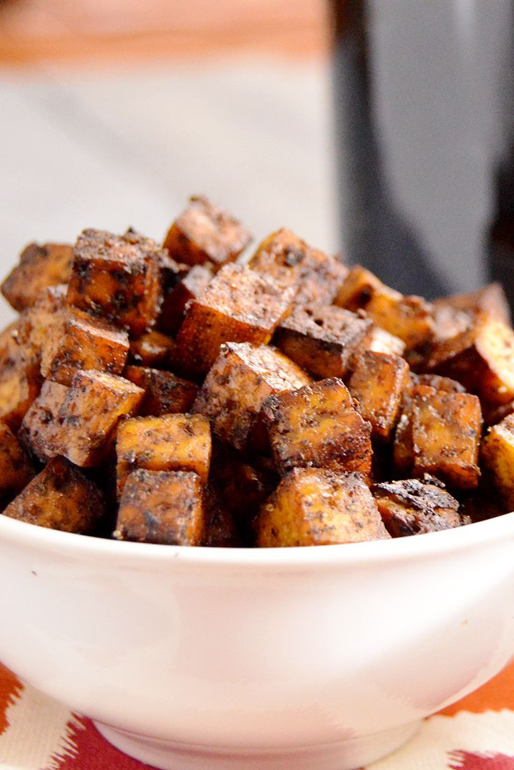 Healthy Baked Tofu Recipes  The BEST Balsamic Tofu try this easy tasty tofu Try