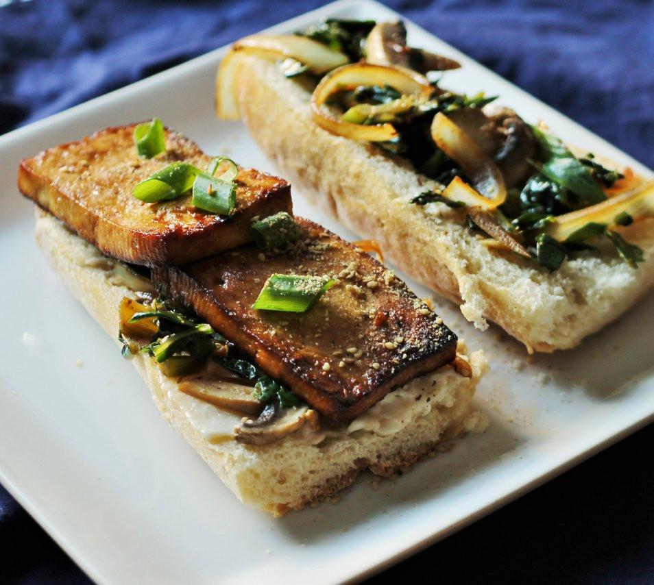 Healthy Baked Tofu Recipes  Healthy Dinner Simple Vegan Baked Tofu Recipe
