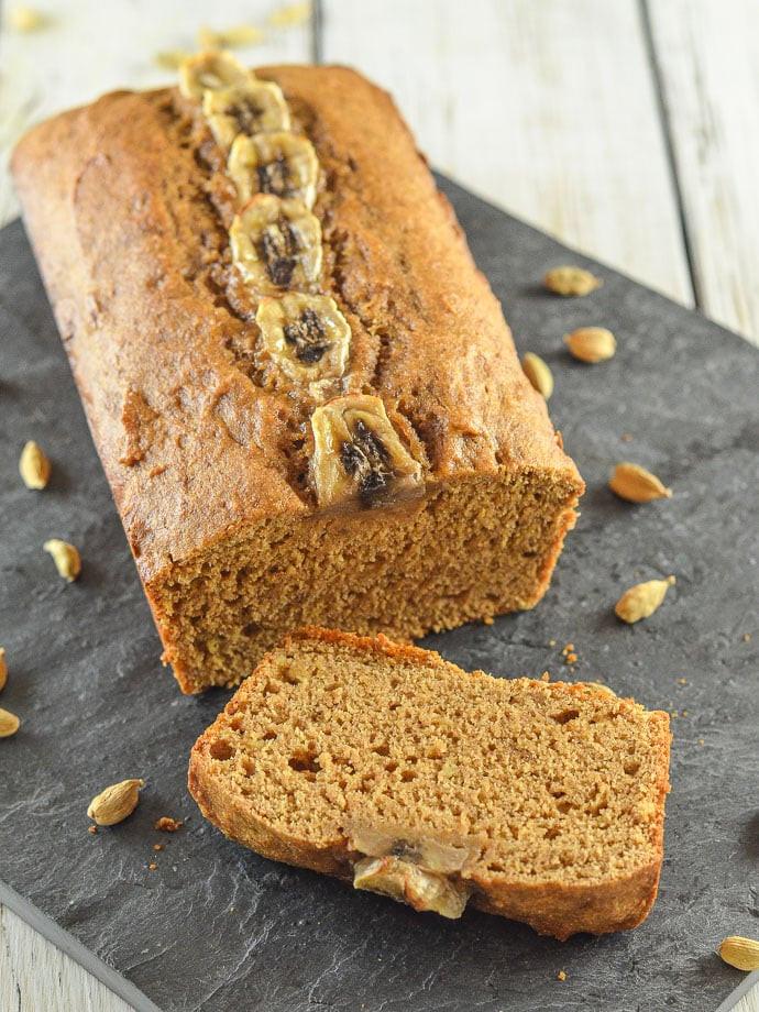 Healthy Banan Bread  healthy banana bread