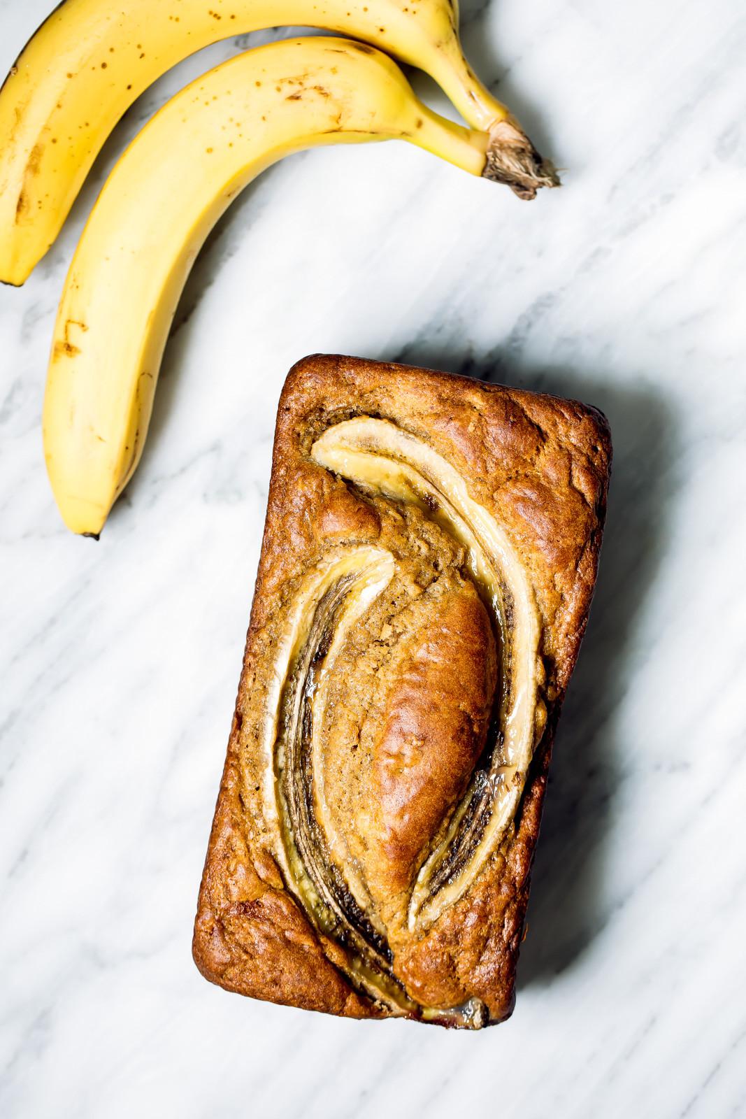 Healthy Banan Bread  My Favorite Healthy Banana Bread Recipe why baking is