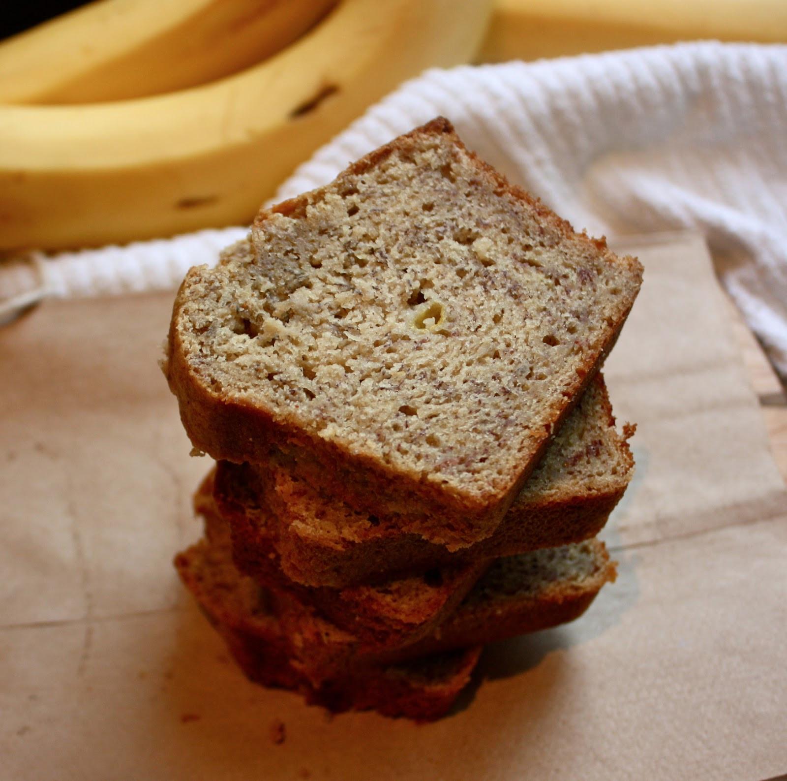 Healthy Banana Bread  recipe showdown healthy banana bread