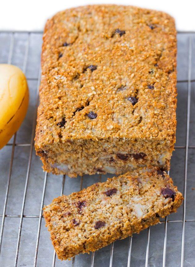 Healthy Banana Bread No Flour  The Impossible Banana Bread – NO Flour No Refined Sugar
