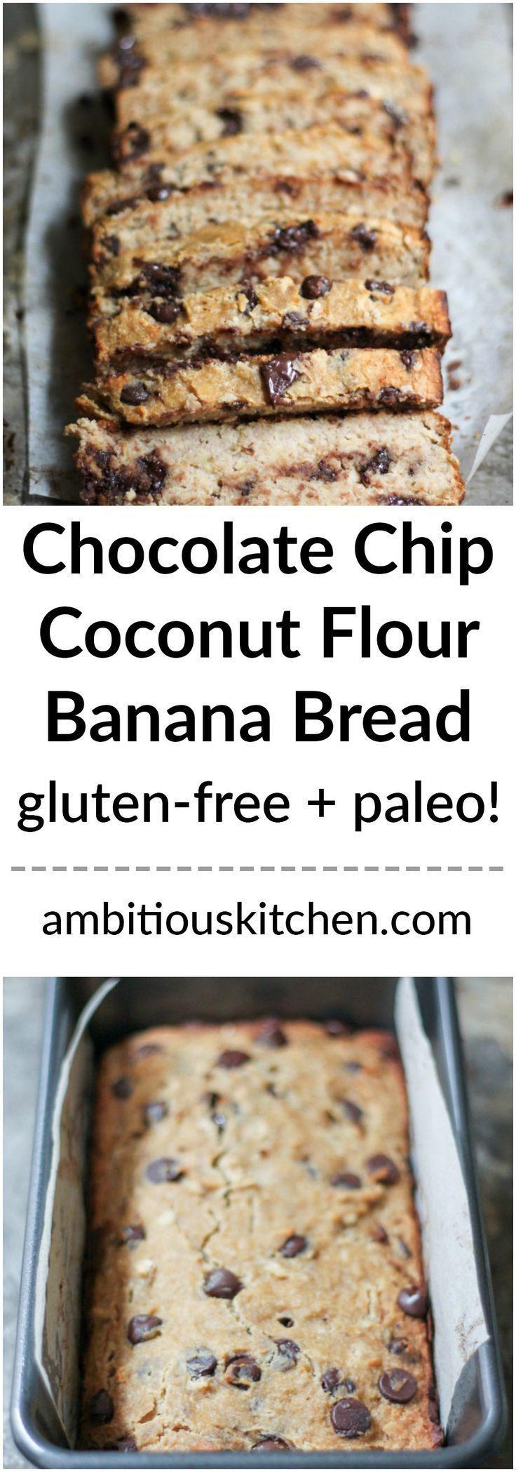 Healthy Banana Bread No Flour  Best 25 Healthy recipes ideas on Pinterest