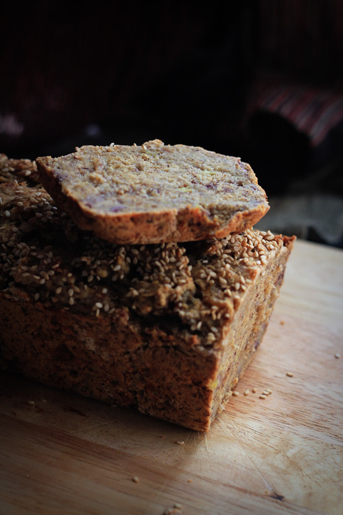 Healthy Banana Bread No Sugar  Healthy Banana Bread Whole Wheat Vegan Oil free & Sugar