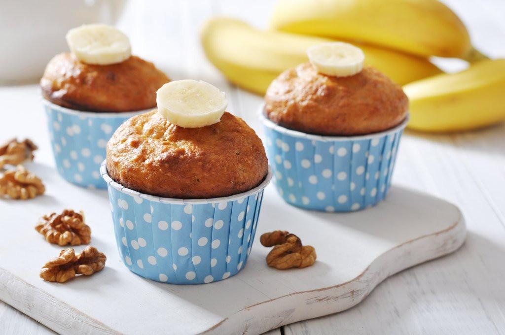 Healthy Banana Muffin Recipes  Healthy Banana Muffins Recipe – Kayla Itsines