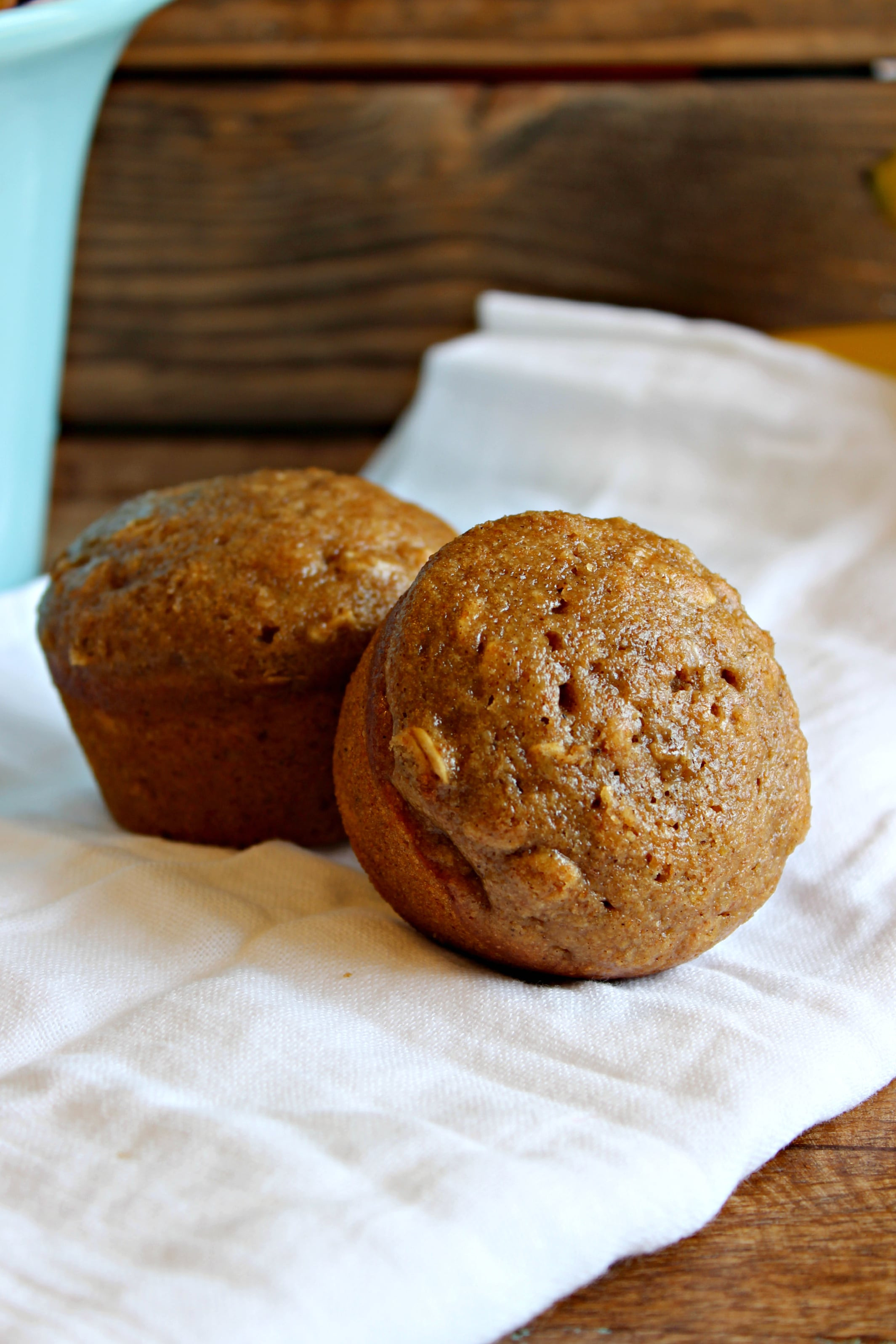 Healthy Banana Muffin Recipes  Healthy Banana Oat Muffins Chelsea s Messy Apron