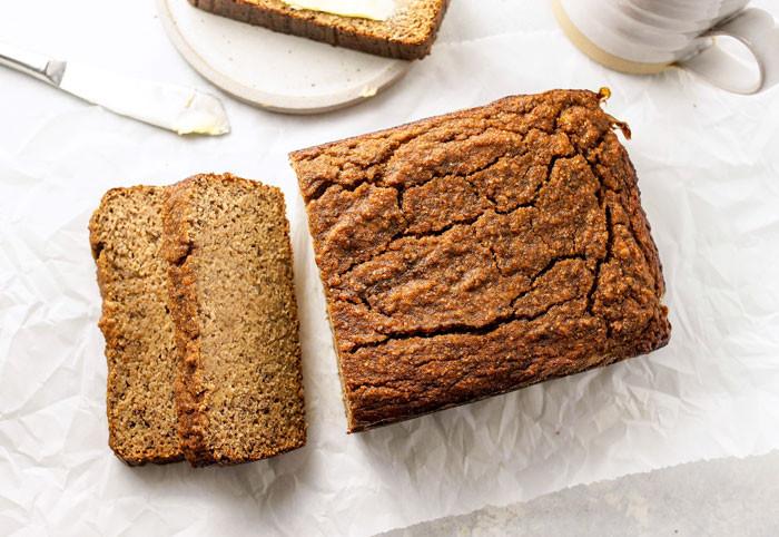 Healthy Banana Nut Bread Recipe  Best Ever Coconut Flour Banana Bread