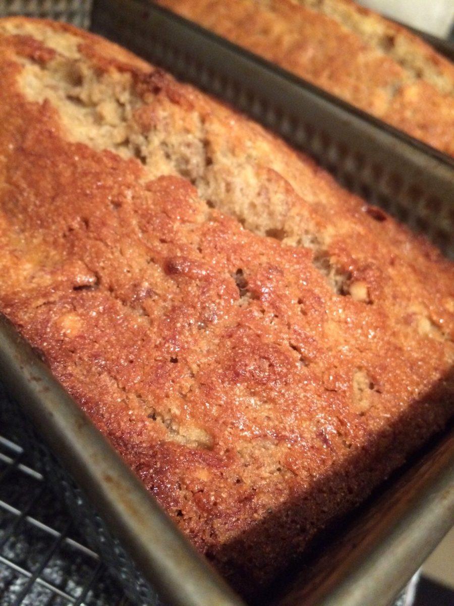 Healthy Banana Nut Bread Recipe  Blog Louismill