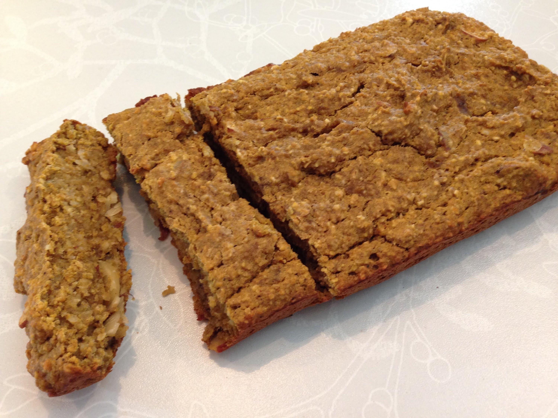Healthy Banana Nut Bread Recipe  Healthy Pumpkin Banana Nut Bread Recipe – HASfit s Gluten