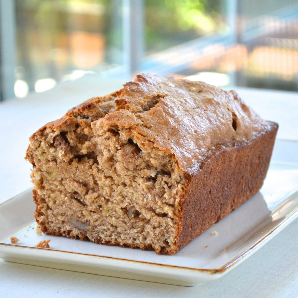 Healthy Banana Nut Bread  Healthy and Low Calorie Desserts