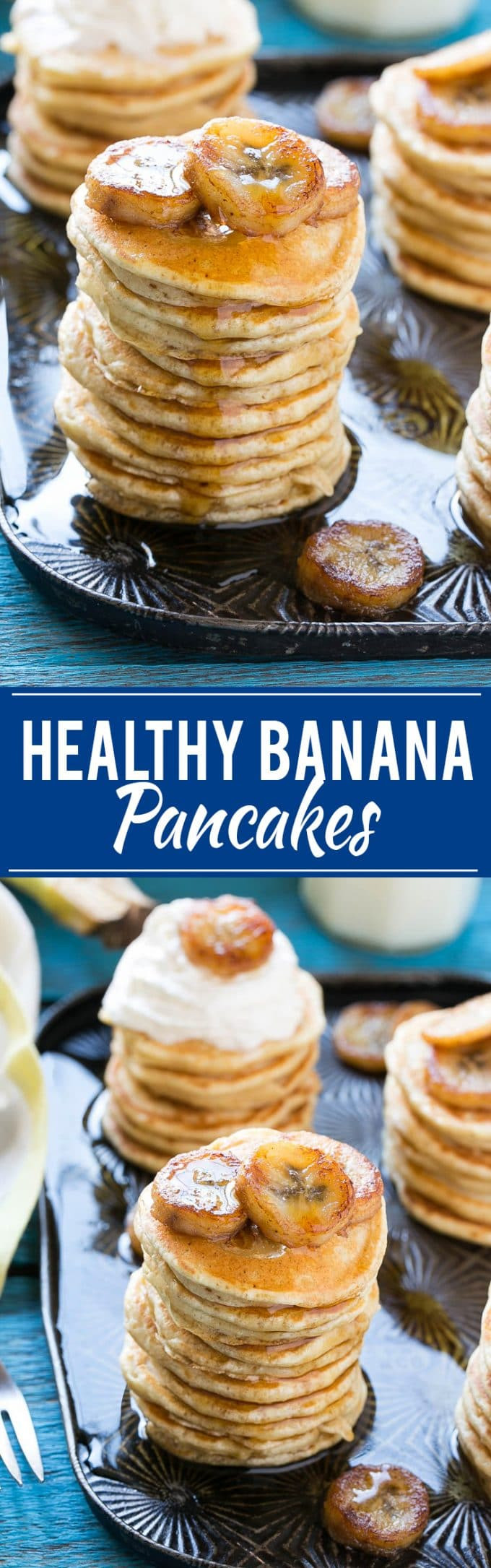 Healthy Banana Pancakes  Healthy Banana Pancakes Dinner at the Zoo
