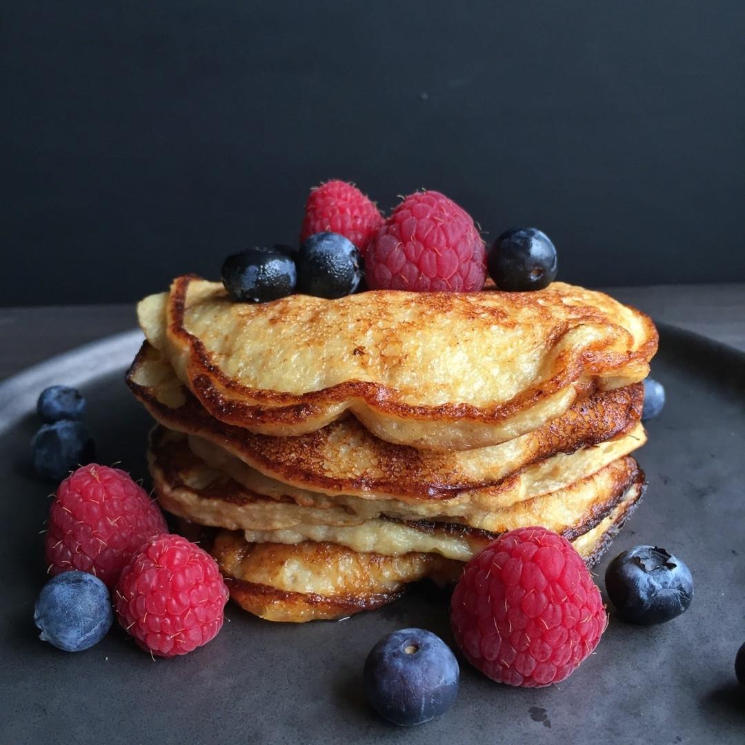 Healthy Banana Pancakes  Healthy Banana Pancakes Recipe