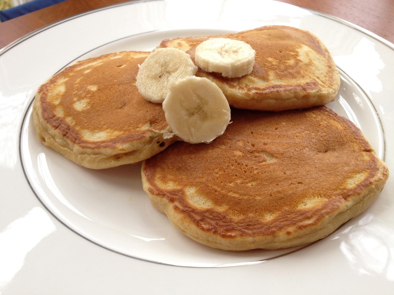 Healthy Banana Pancakes  Perfectly Healthy Banana Pancakes