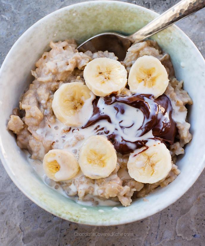 Healthy Banana Recipes For Breakfast  Banana Oatmeal Recipe A Super Healthy Breakfast