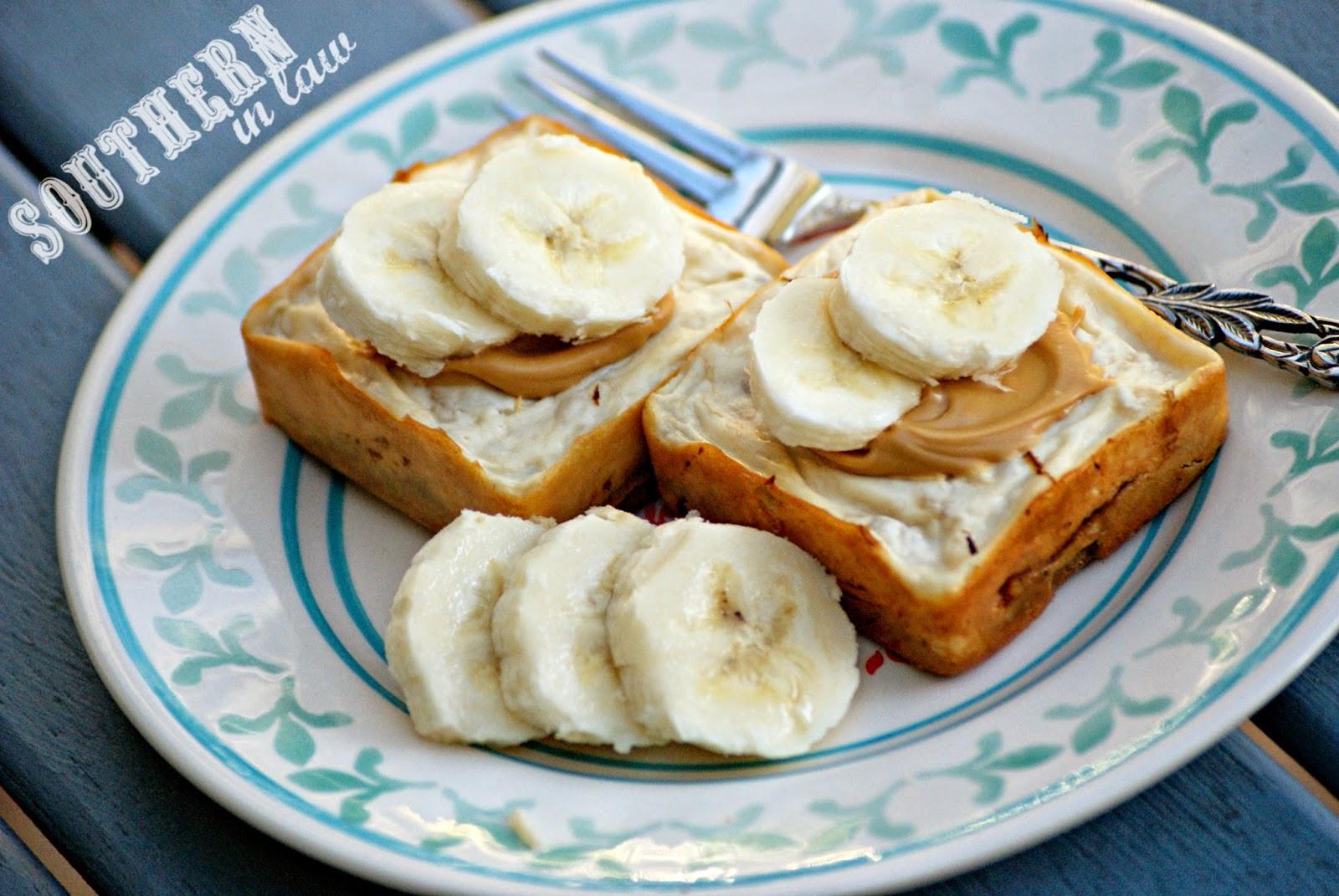 Healthy Banana Recipes For Breakfast  Southern In Law Recipe Mini Baked Banana Cheesecakes so