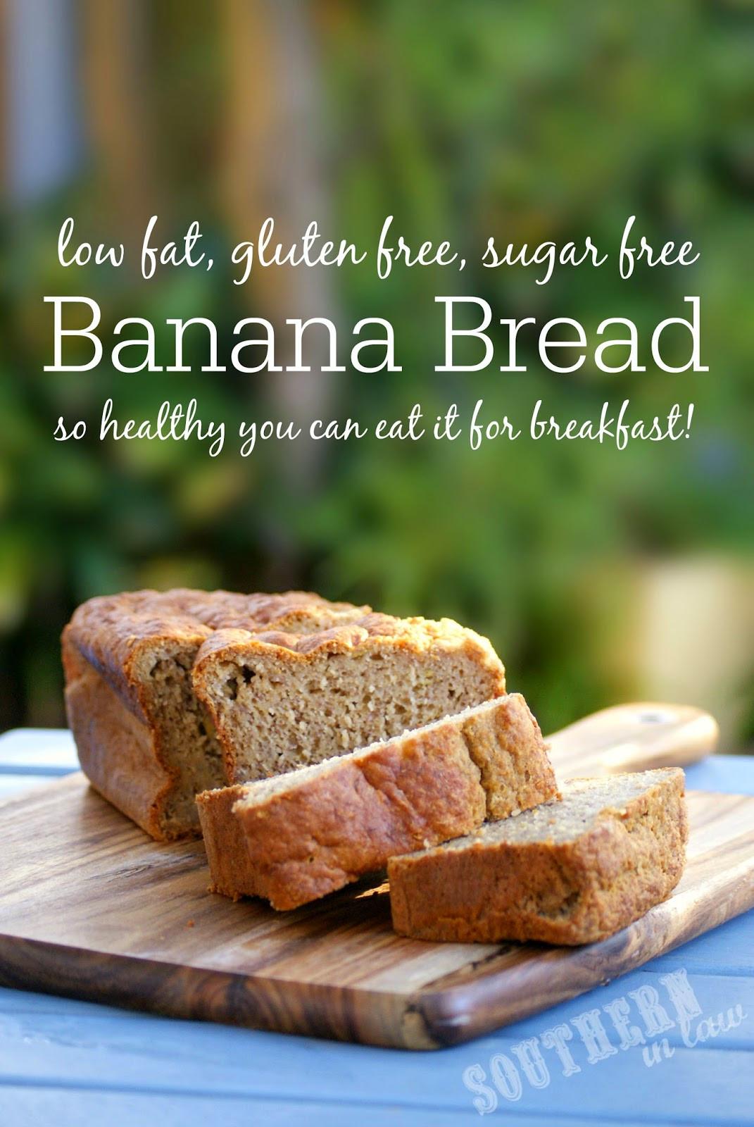 Healthy Banana Recipes  Southern In Law Recipe The Best Healthy Banana Bread
