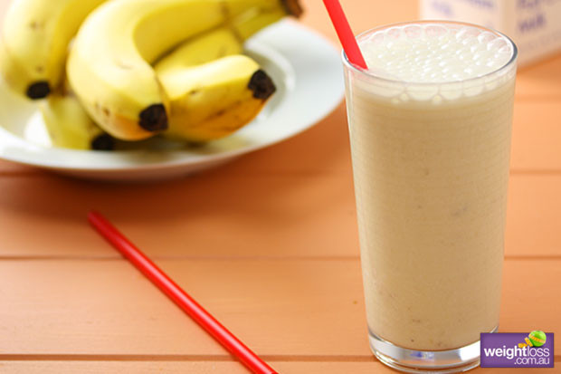 Healthy Banana Smoothie Recipes For Weight Loss  Banana Smoothie